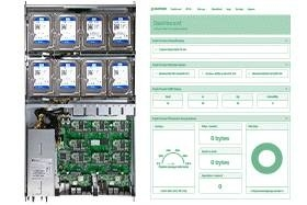 MARS 200 Distributed Storage Software Suite